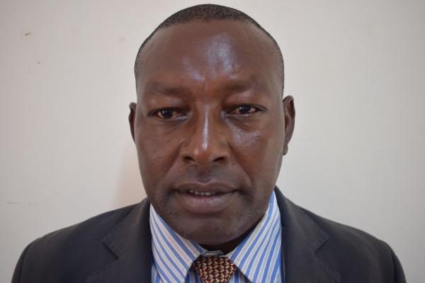 Hon. Eliud Muteti Nding'uri
