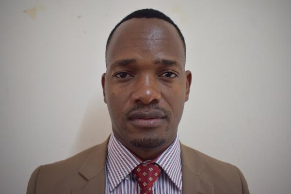 Hon. Alex Ngau James Musili