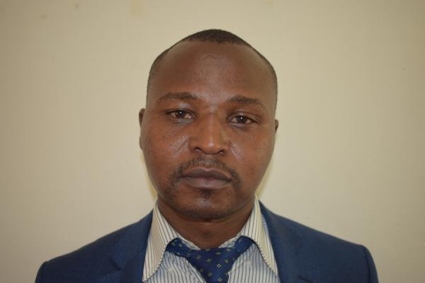 Hon. Alex Wambua Mwangangi