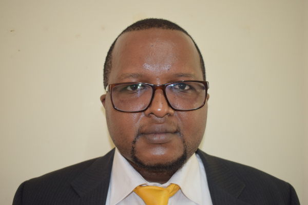 Hon. Boniface Kilaa Kasina