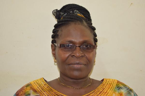 Hon. Josephine Kavivi Mutie