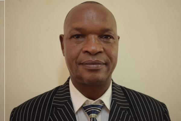 Hon. Nicholas Nzomo Mwalali
