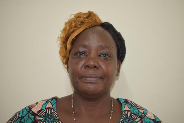 Hon. Regina Mueni Ishmail Musyoki